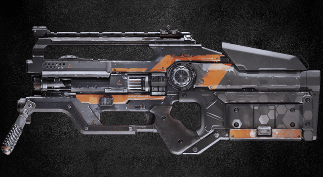 Apex Legends Best Weapons L-Star (Energy EMG)
