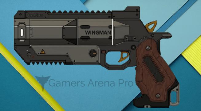 Apex Legends Best Weapons Wingman (Heavy Pistol)