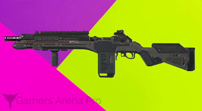 Apex Legends Weapons G7 Scout (Light Assault Rifle)