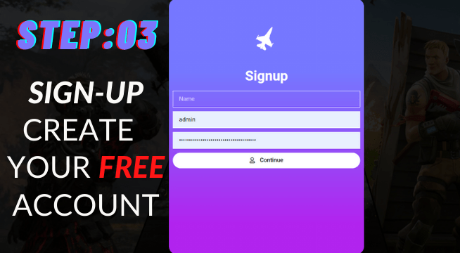 Free Steam wallet signup