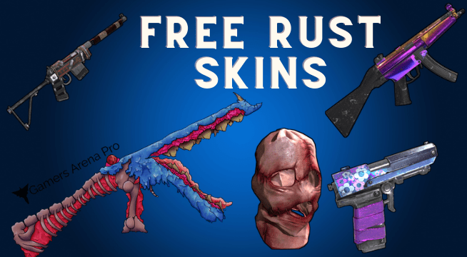 Get Free Rust Skins