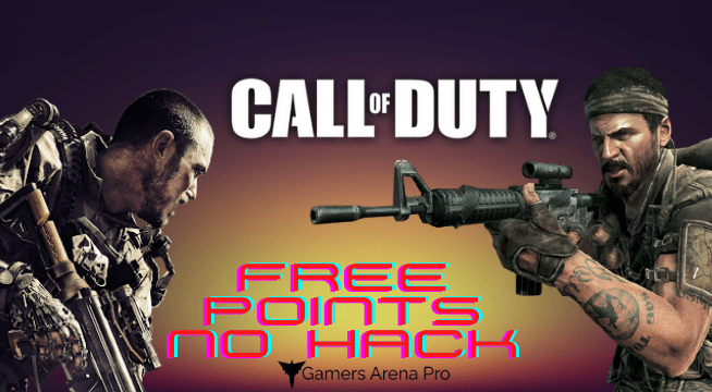 How to get free COD points in Call of Duty