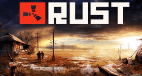 Rust game cover free skins