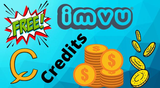 What are Free IMVU credits