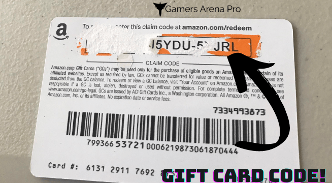 What is a Gift Card Code?