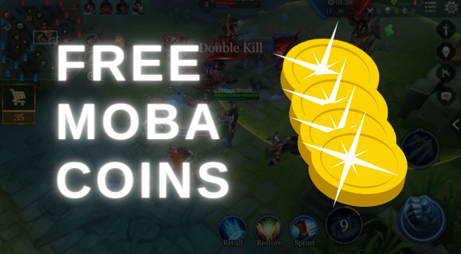 Free Moba Coins