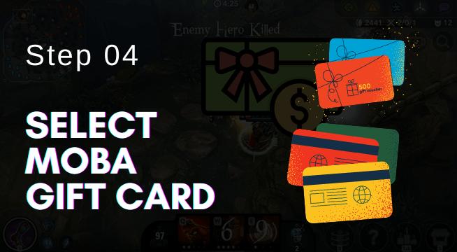 Moba Gift Card