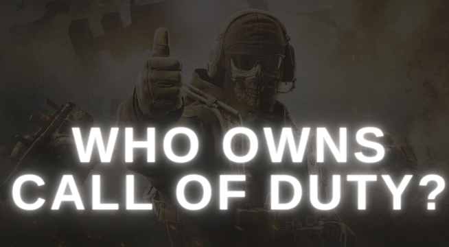 Who Owns Call of Duty?